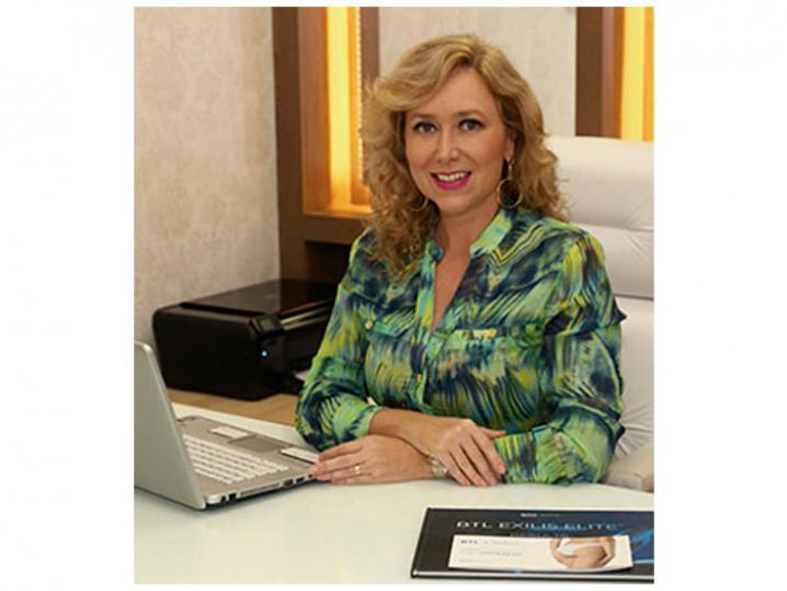 Gisela Pajolla Especialista em Estética em Ribeirão Preto SP